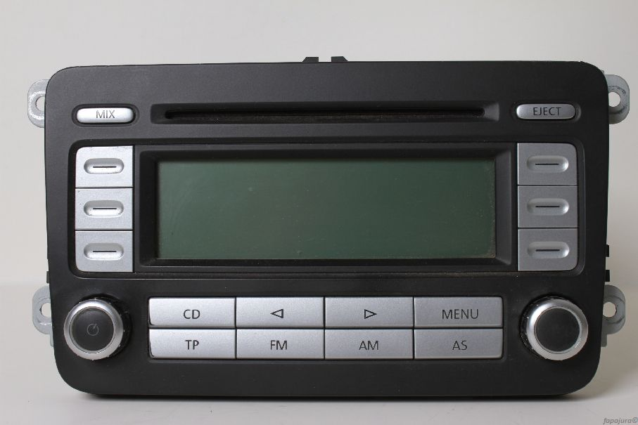 vw rcd 300 grundig cd mp3 autoradio radio passat touran. Black Bedroom Furniture Sets. Home Design Ideas