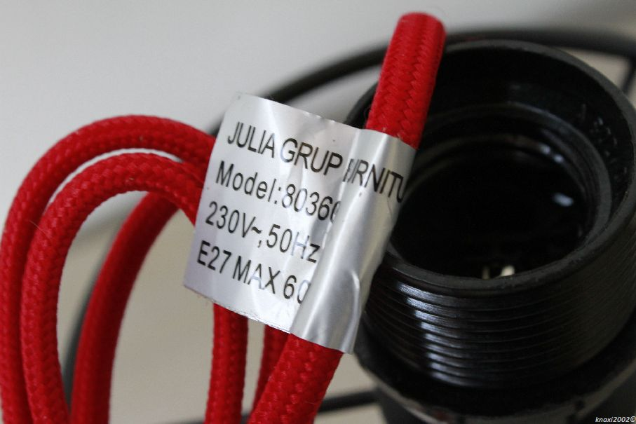 design lampe julia grup tischleuchte wei leuchte tischlampe standleuchte oj1061 ebay. Black Bedroom Furniture Sets. Home Design Ideas